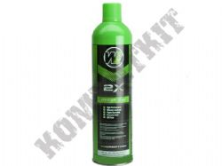 WE Airsoft 2.0x Green Gas 600ml Refill for Gas Powered Airsoft BB Guns
